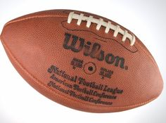 Steelers fans, a Rose Bowl football from the team's winning game in 1980. #MuseumSuperBowl