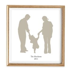 Papa and his grandchildren- we did this for my Fathers 60th B-day his FAVORITE GIFT craft, gift ideas, gifts, families, diy, bodi silhouett, famili silhouett, kid, father
