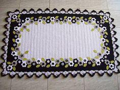croch de, tapet de, en crochet, de crochê, crochet floral, appliqu, soment crochê, tapet crochet, crochet tablecloth
