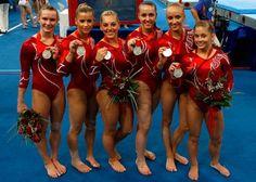 2008 US women's gymnastics Olympic Team