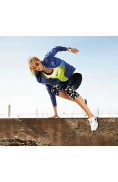 Nike Hoodie, Tank, Bra & Capris  available at #Nordstrom