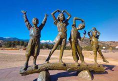 YMCA of the Rockies, Estes Park, CO