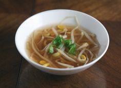 Kongnamul Guk (Bean Sprout Soup)