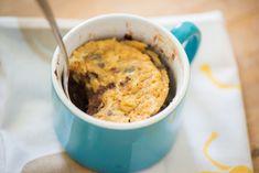 Paleo chocolate chip mug cake
