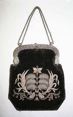 19th century bag