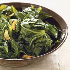Sautéed Collard Greens Recipe