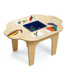 Science Exploration Table #zulily #ad *Cool...