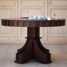 Bradshaw Kirchofer Ralph Dining Table @Layla Grayce