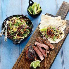 Teriyaki Tacos     Recipe   Kikkoman