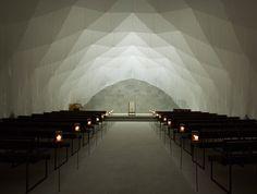 Suppose Design Office - Blue Blanc wedding chapel, Aichi 2011. interior, church, design offic, offices, blue blanc, templ, suppos design, blues, bleu blanc