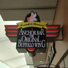 Anchor Bar- Buffalo, NY