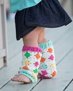 Crocheting: Not Your Granny's Leggings $4.99