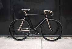 Perfect bicycle