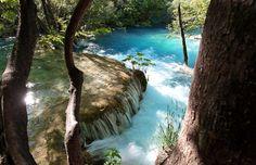 places to go in croatia, inspir natur, amaz croatia, wateri paradis, beauti place, croatia waterfal, blue green, national parks, plitvic croatia