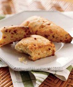 Buttermilk-Cheese Scones recipe