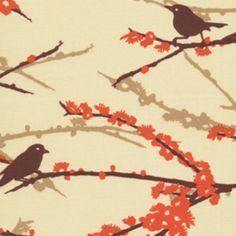 Joel Dewberry - Aviary 2 - Sparrows in Bark