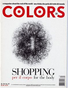 Colors Magazine - Shopping for the body
