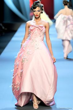 Christian Dior Spring/Summer 2011 Couture