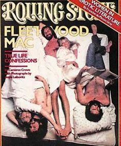 Fleetwood Mac. March, 1977