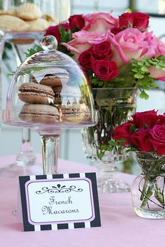 Paris tea party