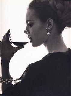 Bert Stern  #photography   Vogue 1962