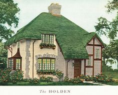 English Arts and Crafts style bungalow