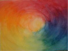 "Waldorf 6 week lesson unit ""Colors"" PDF www.waldorfcurric.... #waldorf"