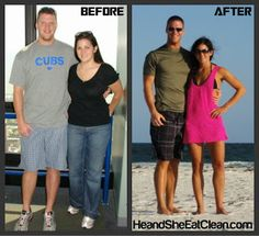 Tosca Reno: Post-Thanksgiving Motivation from He and She Eat Clean's Scott Carlson