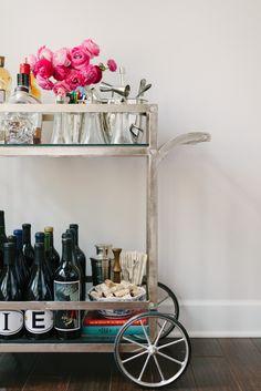 Make Your Bar Cart Beautiful