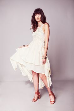 Free People limited-edition collection peopl fp, fashion, style, dresses, free peopl, romant swept, people, limit edit, edit dress