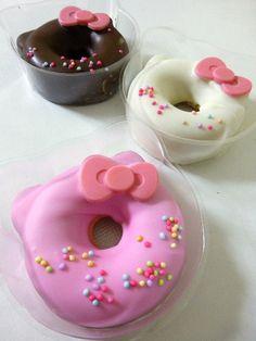 Hello donuts #hellokitty
