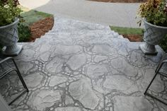patterns concrete | stamped concrete