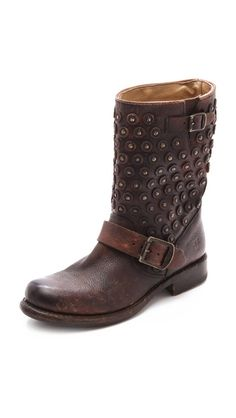 Frye Jenna Disc Short Booties a must have for the collection, or obsession?