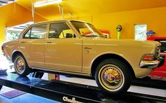 Immaculate 1971 Toyota Corona - http://barnfinds.com/immaculate-1971-toyota-corona/