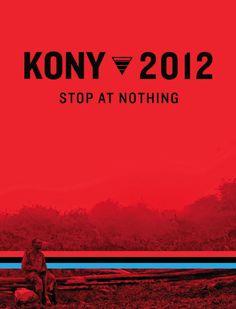 stop at nothing #KONY2012
