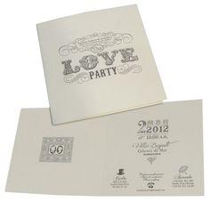 ideas para #invitaciones de #bodas   Colección invitaciones de bodas estilo vintage de (e)ventus
