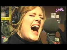 Another from Adele ... Rolling in the Deep...