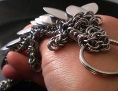 Pet Dragon Key Chain
