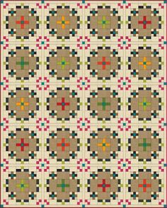I love this version of the APQ Quiltalong so much!  Want it, Need it, Quilt!: APQ Quilt-a-Long Progress