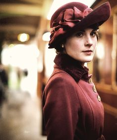 hats of downton abbey