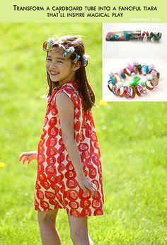Summer fun Ideas-Fairy Crown