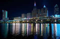 15 Awesome Images of the Cleveland Skyline - #cle rocks! #216 #thisiscle