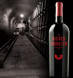 Big Red Monster wine