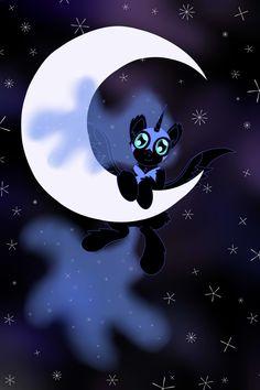 Nightmare Moon by eillahwolf.deviantart.com on @deviantART