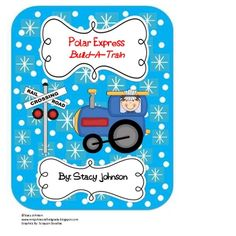 This is an activity that will be part of my Polar Express Unit when it is completed so check back soon.Students use shapes to make a train then w...