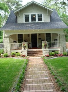 cute little bungalow
