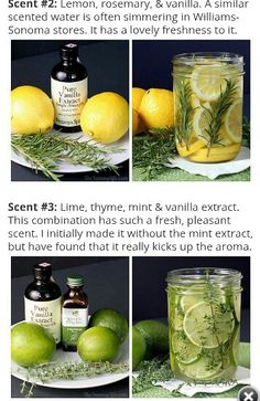 Diy home fragrances.[♡¤♥]