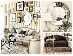 Ballard Designs | Celine Living Room