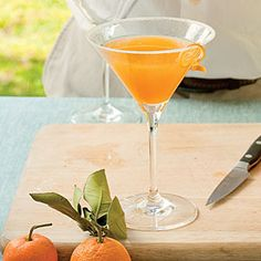 Citrus Sidecar | MyRecipes.com