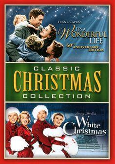 Classic Christmas Collection: It's a Wonderful Life & White Christmas, $28.95 | Amazon.com